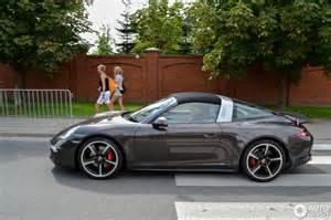 Targa Porsche Price Porsche 991 Targa 4s 14 August 2016 Autogespot