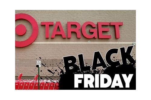 early black friday deals target