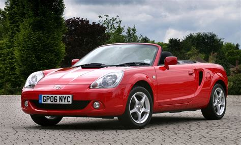 Toyota Mr2 Roadster Review 2000 2006 Parkers