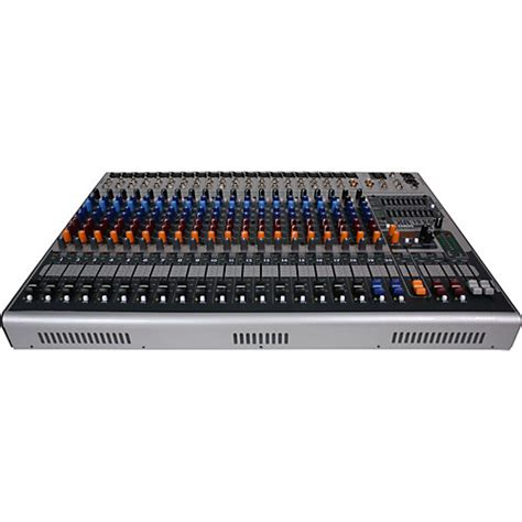 Mixer Audio Peavey peavey xr 1220 powered mixer musician s friend