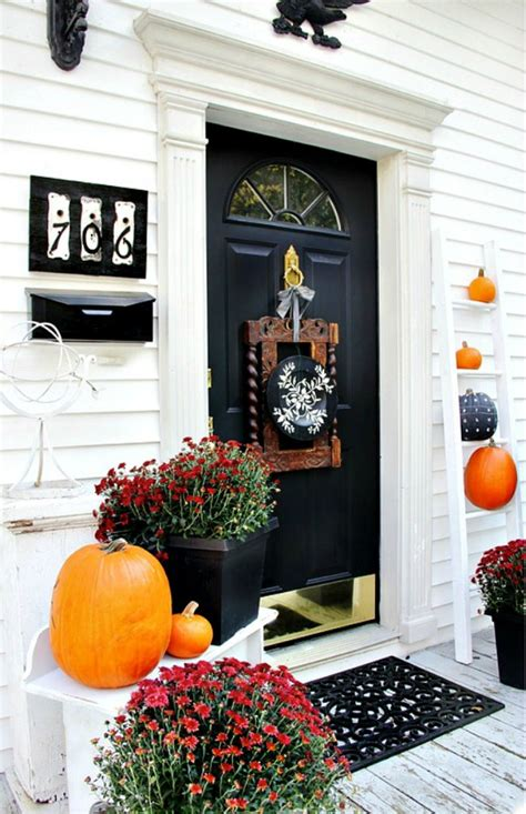 decorating your front door for decorating your front door for fall homes
