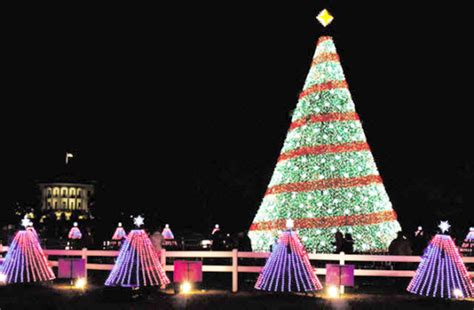 Dc Holiday Lights Tours Usa Guided Tours Dc Top Rated
