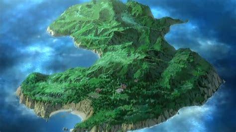 Anime Island by Island Description