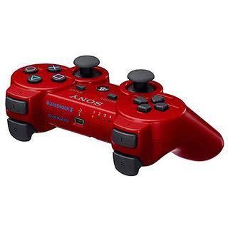 sony dualshock3 wireless controller (red): buy sony