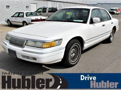 buy car manuals 1994 mercury grand marquis security system buy used 1994 mercury grand marquis ls in 3800 s east st indianapolis indiana united states