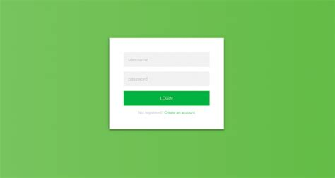 cara membuat form login keren dengan html5 dan bootstrap 20 desain form login html5 dan css3 gratis untuk website
