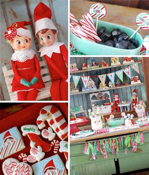 On The Shelf Birthday Ideas by Pin Sweet Cheeks Tasty Treats Email Fotos