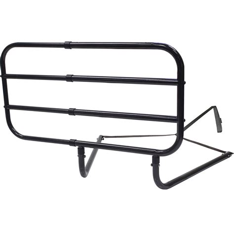 bed cane walmart stander ez adjust home bed rail length adjustable and