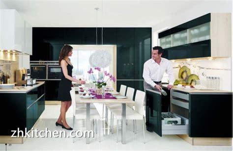 kitchen excellent black kitchen decor with modern high gloss high gloss black kitchen cabinets modern design