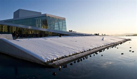 oslo opera house oslo opera house norway most beautiful spots