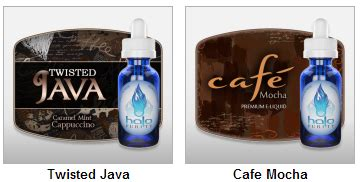 Eliquid E Liquid Java Jazz Voodoo halo e cigs review everything you need to about e cigarettes