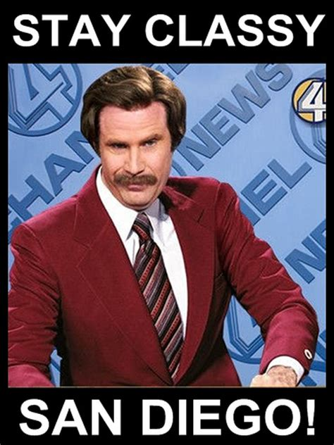 San Diego Meme - anchorman
