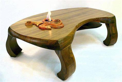 Un mobilier rustique et contemporain à la fois pour un