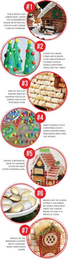 gingerbread house decorating tips tricks 1000 images about gingerbread houses on
