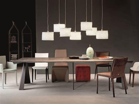 tavoli soggiorno allungabili design idee da salotto tavoli consolle allungabili di design