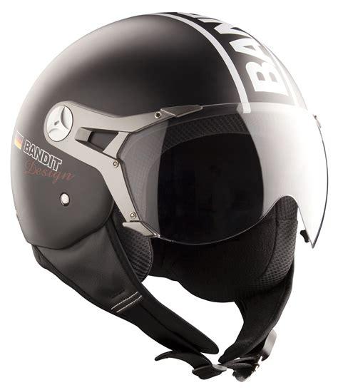 Bandit Design Jet Helm | bandit helmets design jet dull black buy online