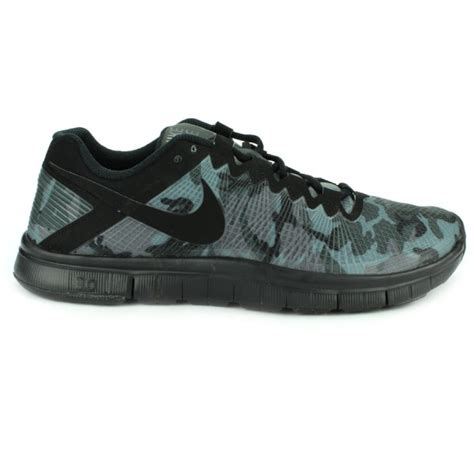 nike mens free trainer 3 0 camo shoes 625164 001