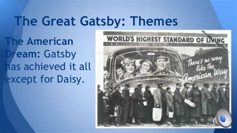 great gatsby themes revenge enge530 ashley storey lessonplan