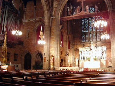 City Light Church Nyc by Church Of St Ignatius Of Antioch Episcopal New York City