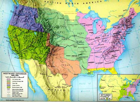 map of the united states in 1800 us map 1800
