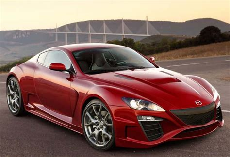 speculative mazda rx  release  years