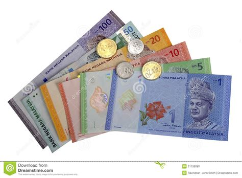 currency myr malaysian ringgit stock photo image 31159080
