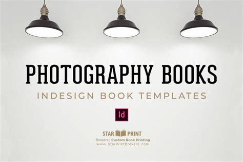 Photo Book Template To Download Star Print Brokers Indesign Photobook Templates
