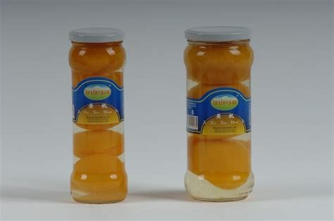 Syrup Fruity 183 canned yellow halves china mainland preserved fruit