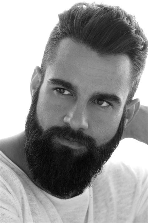 hair styles compliment beards tat2dredbear65 hairyhotman http hairyhotman tumblr com