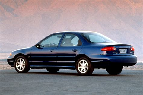 Ford Contour by 1995 00 Ford Contour Consumer Guide Auto