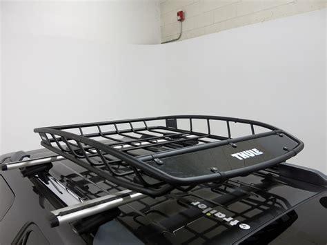 Toyota Roof Basket Toyota 4runner Thule Roof Cargo Basket Steel 49