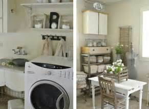Vintage Laundry Room Decorating Ideas Shabby Chic Laundry Room Home Decor Ideas Pinterest Laundry Rooms And Laundry