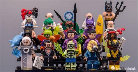 Lego 71020 Batman Cmf Series 2 Complete 20 Minifigures collectible minifigures 71020 the lego batman series 2 review the brothers brick