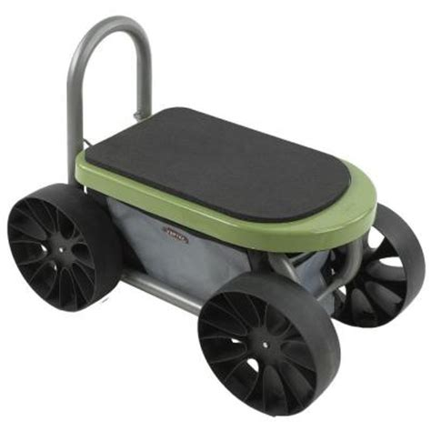 garden cart with seat home depot vertex easy up atv lawn cart and garden seat gb2889 the