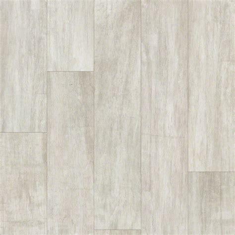 Plank Vinyl Flooring Shaw Mojave 6 In X 48 In Sand Repel Waterproof Vinyl Plank Flooring 23 64 Sq Ft
