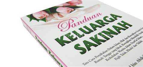 Buku Sakinah buku islam panduan keluarga sakinah