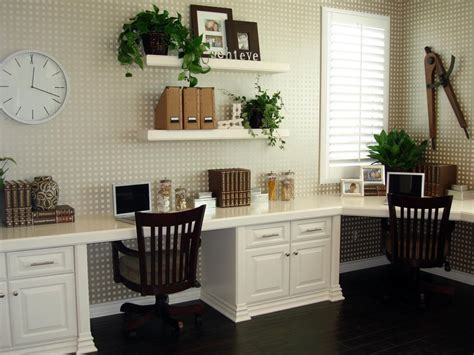 home office for two photo page hgtv