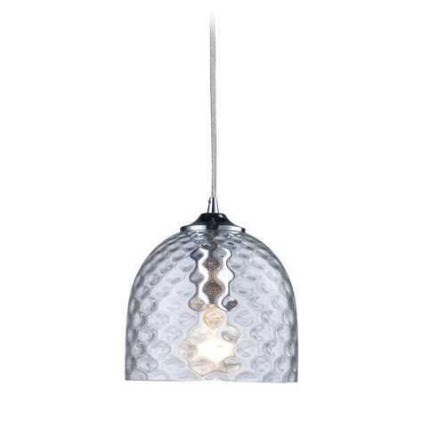 mini pendant light with clear glass 31080 1clr