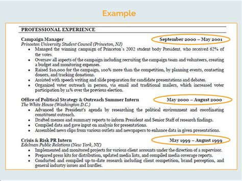 relevant experience resume examples shalomhouse us