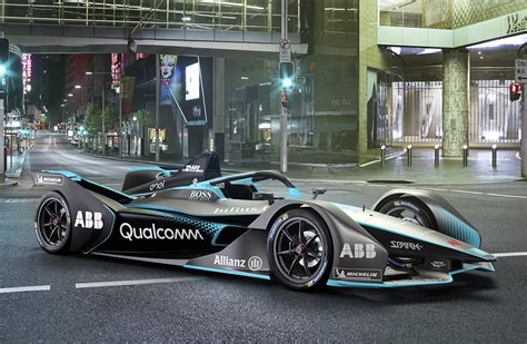 Mercedes Formula E 2019 by Mercedes F1 Helping Formula E Entry For 2019 The