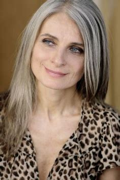 gray hair in 40 year old woman grey hair can be pure gold lily jackson hair makeup