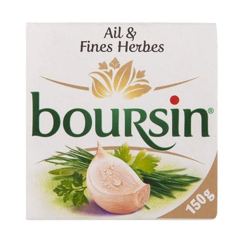 Boys Bathroom Sets Boursin Soft Garlic Amp Herb Cream Cheese 150g Woolworths
