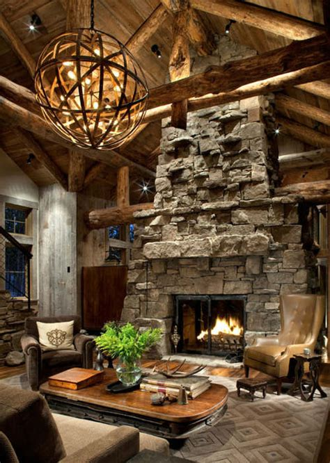rustic living room designs 40 awesome rustic living room decorating ideas decoholic