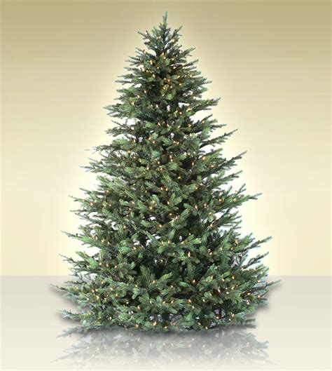 fanfare fir christmas trees artificial trees treetime