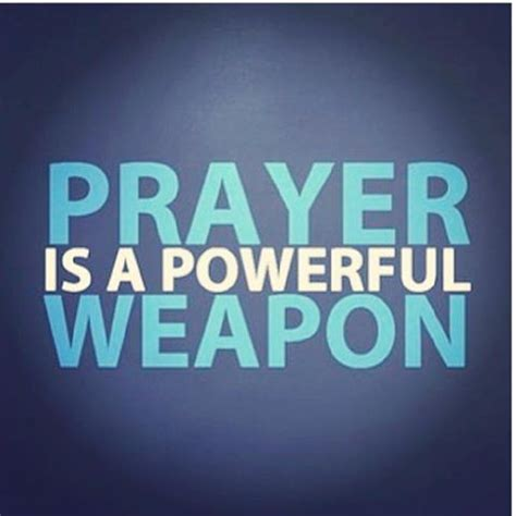 prayerismypassion | there is power in prayer!