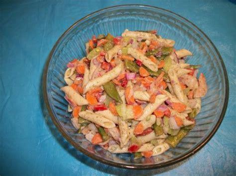 lemon dill shrimp pasta salad recipe sparkrecipes