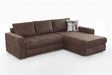 sofa braun wohnlandschaft braun g 252 nstig rheumri