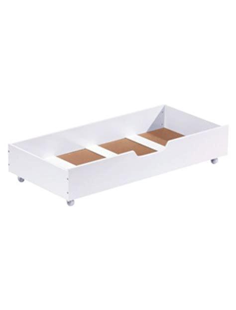 tiroir sous lit roulettes table de lit