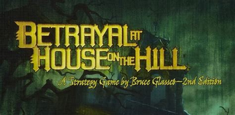 betrayal at house on the hill tabletop tuesday betrayal at house of the hill funk s house of geekery