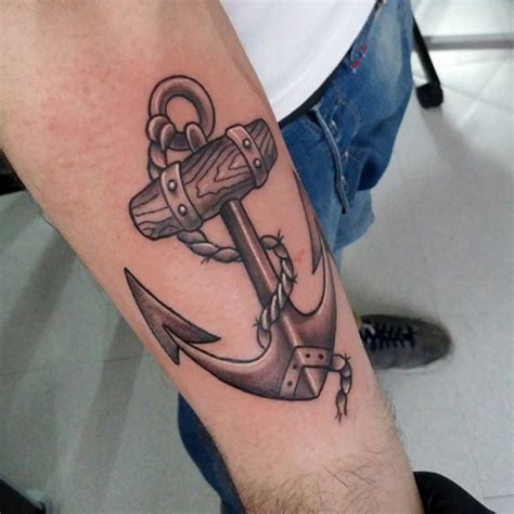 boat anchor tattoo meaning 125 stunning anchor tattoos with rich meaning